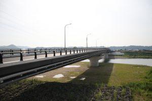 小野市の粟田橋が開通しました。