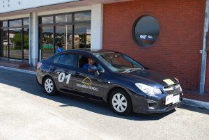 ブリヂストンフォローテック様の交通安全教室を小野自動車教習所で実施いたしました。
