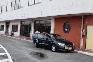 緑駿病院 交通安全講習会