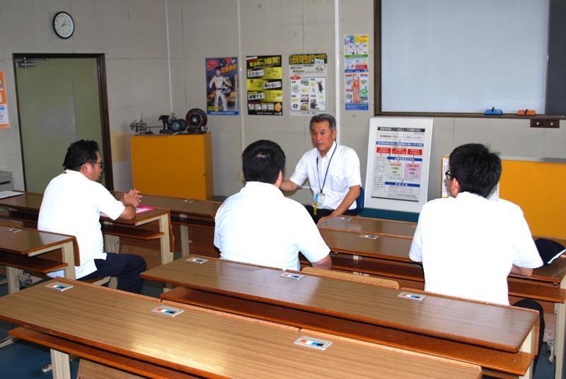 令和元年緑駿病院安全運転講習会(座学1)